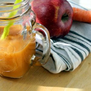 Χυμός πρωινού για ενίσχυση του ανοσοποιητικού