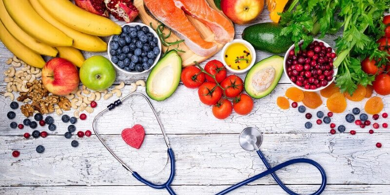 διατροφή για υγιή καρδιά