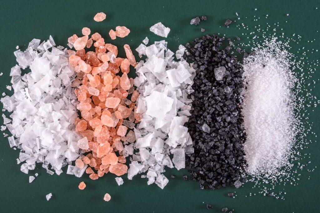 Αλάτι και υποκατάστατα