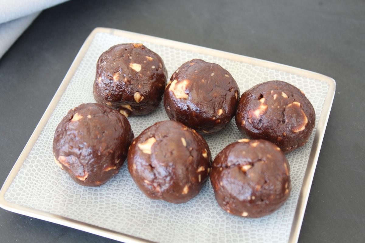 Σοκολατάκια χωρίς ζάχαρη