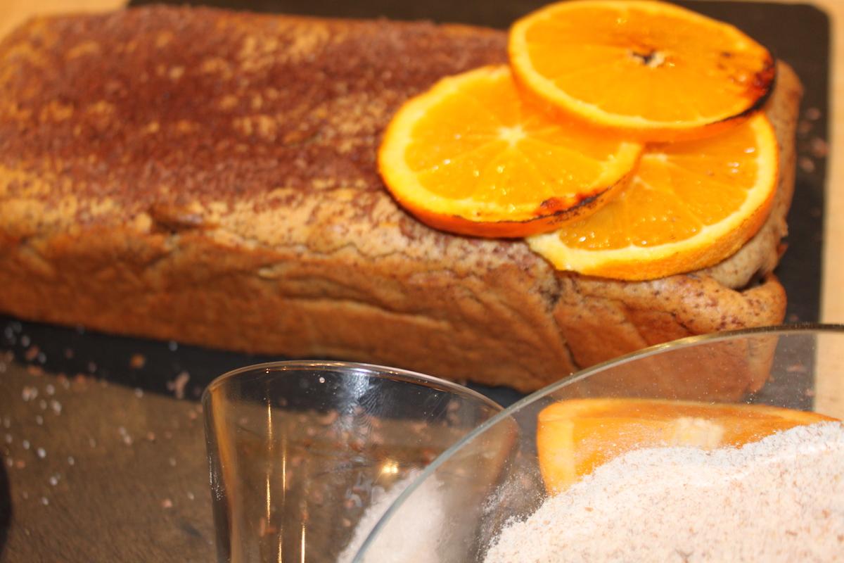 keik portokali