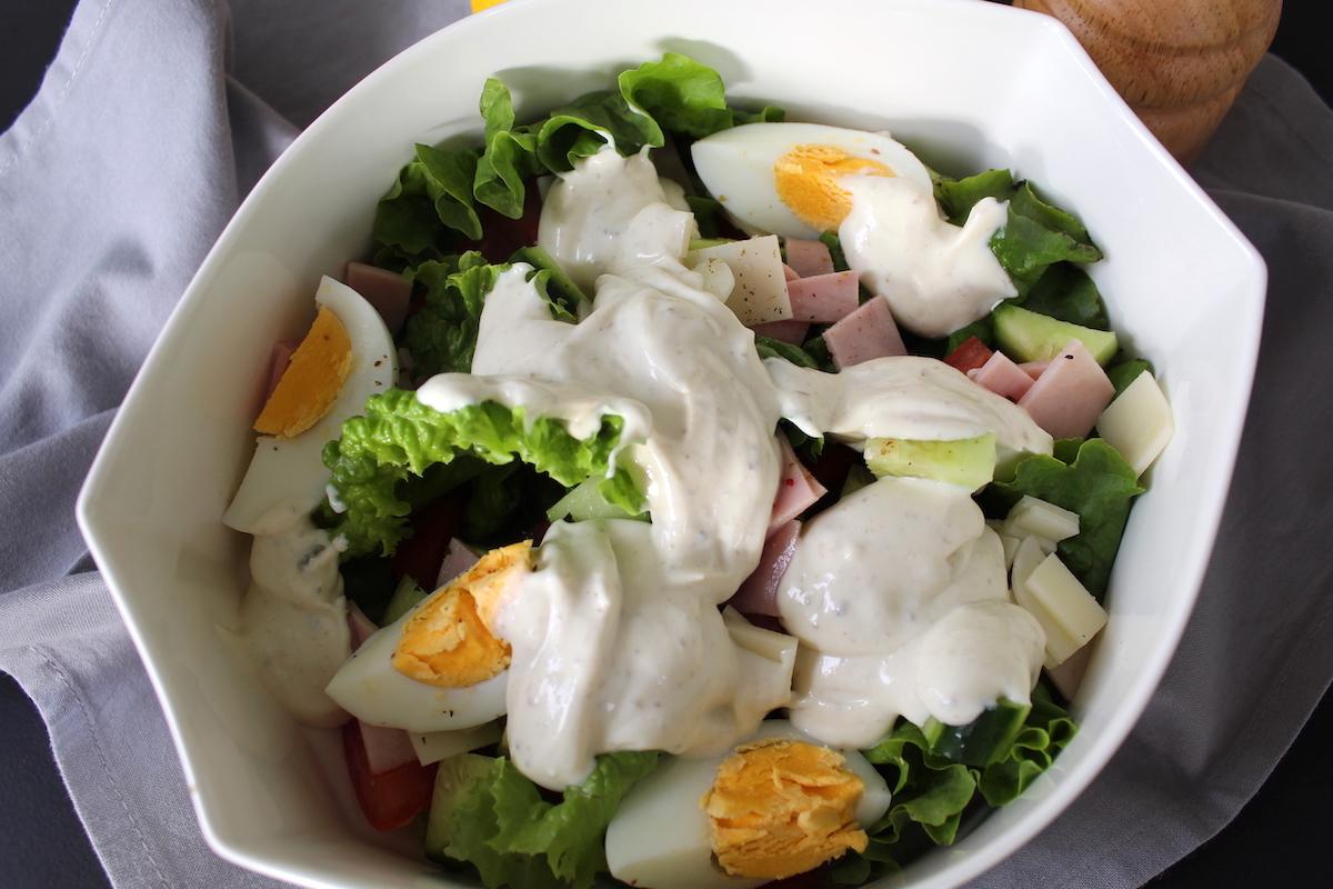 Σαλάτα του σεφ light