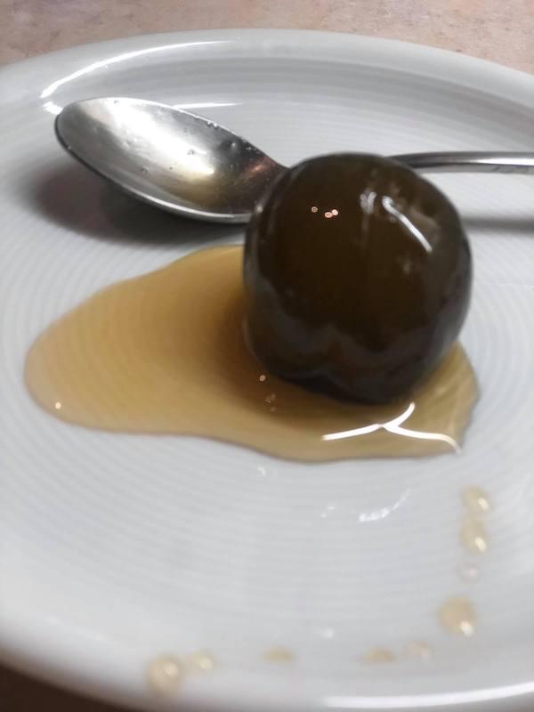 σύκο γλυκό του κουταλιού