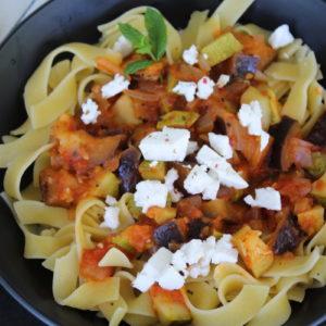 χυλοπίτες με καλοκαιρινά λαχανικά