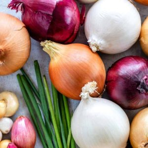 types-of-onions