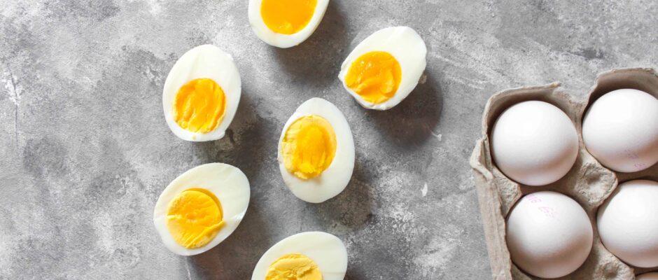 αβγά βραστά
