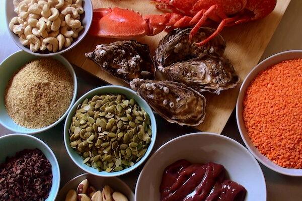 Ψευδάργυρος: οι 10 καλύτερες τροφές