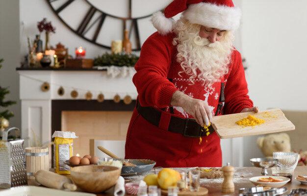 Χριστουγεννιάτικα φαγητά στον κόσμο