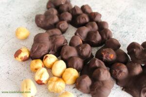 Πανεύκολα βραχάκια σοκολάτας χωρίς ζάχαρη