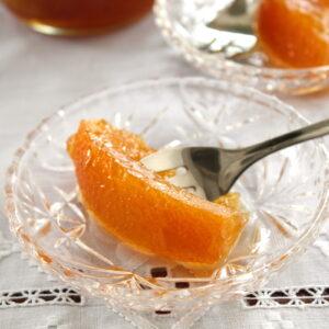 Γλυκό κουταλιού πορτοκάλι