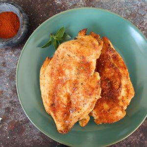 Ζουμερό στήθος κοτόπουλου στον φούρνο